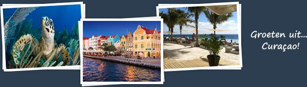 groeten uit Curaçao